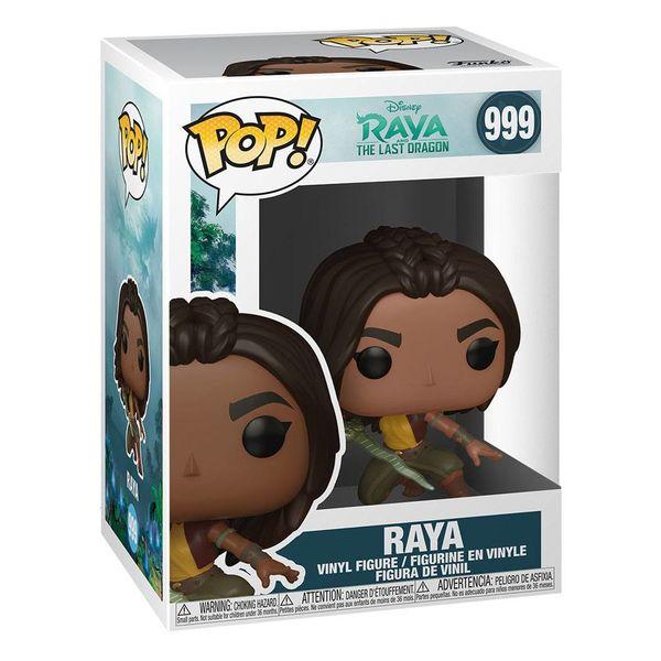 Funko Raya Disney Raya Y El Último Dragón POP! 999