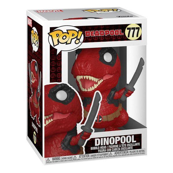Funko Dinopool 30th Anniversary Deadpool Marvel Comics POP! 777