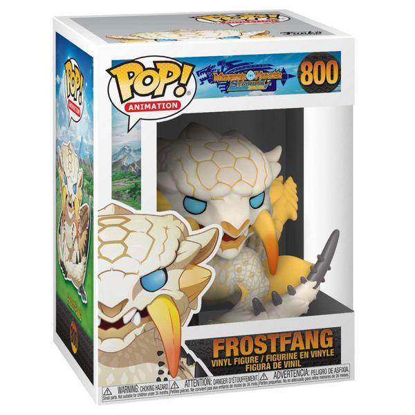 Funko Frostfang Monster Hunter POP! Animation 800