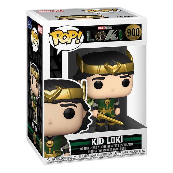 Funko Kid Loki Marvel Comics POP! 900