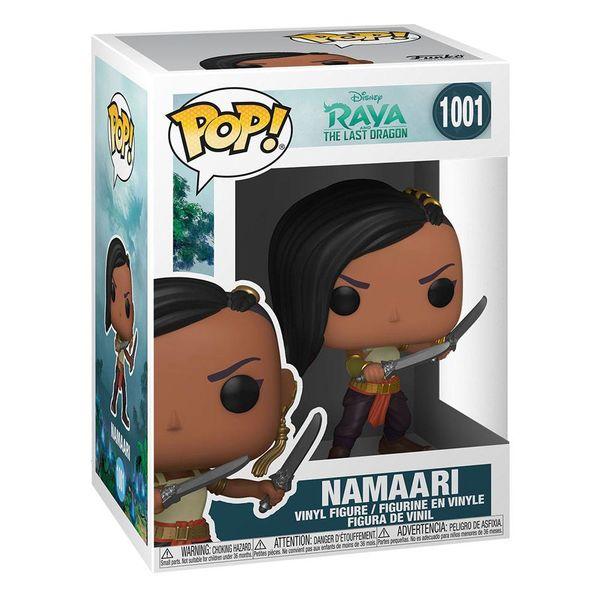 Funko Namaari Disney Raya Y El Último Dragón POP! 1001
