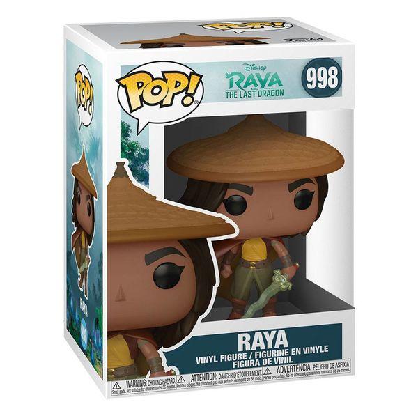 Funko Raya Disney Raya Y El Último Dragón POP! 998