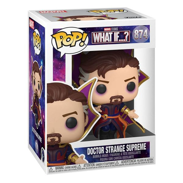 Funko Doctor Extraño Supreme What if Marvel Comics POP! 874