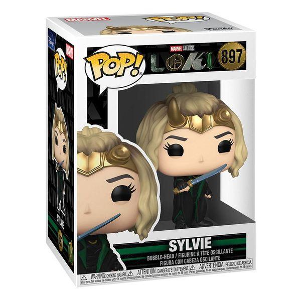 Sylvie Loki Marvel Comics Funko POP! 897