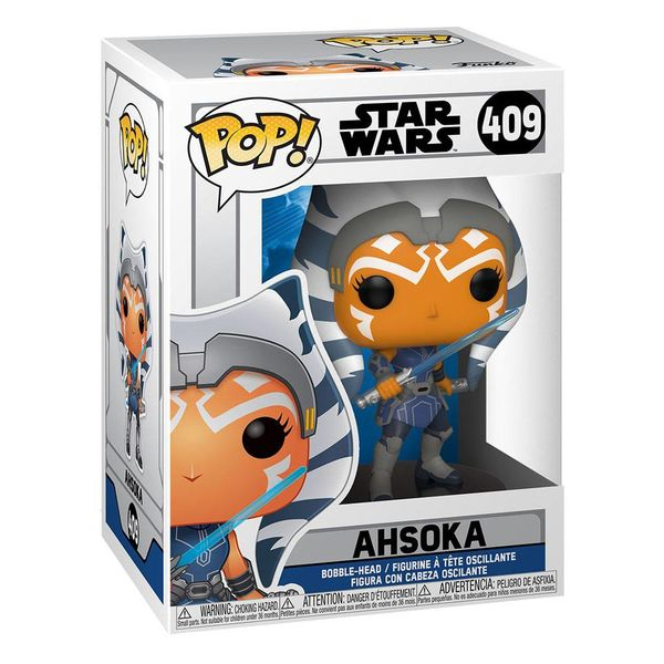 Ahsoka Tano Funko Star Wars Clone Wars POP! 409