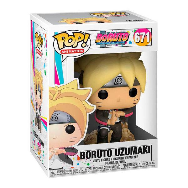 Funko Boruto Uzumaki Boruto Naruto Next Generations POP! Animation 671