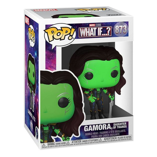 Gamora Daughter of Thanos Funko What If Marvel POP! 873