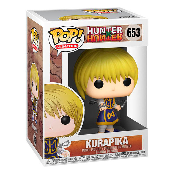 Funko Kurapika Hunter x Hunter POP! Animation 653