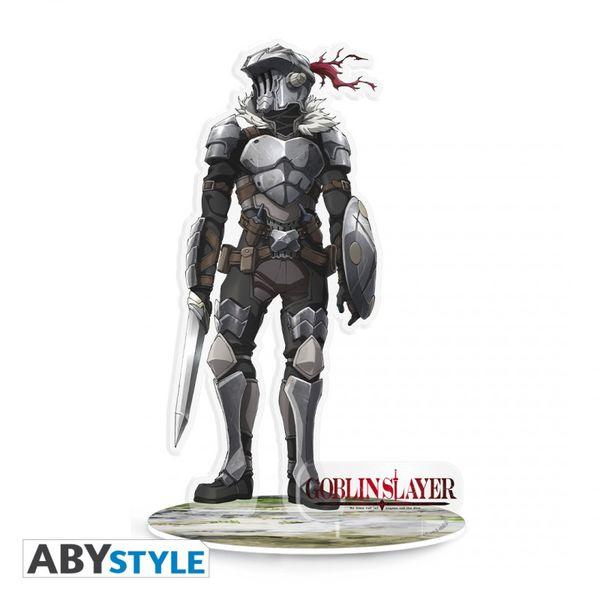 Figura Goblin Slayer Acrilica