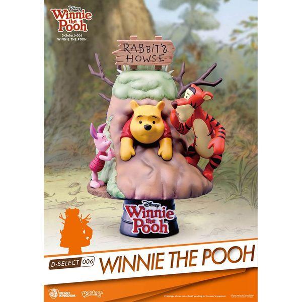 Figura Winnie The pooh Disney D-Select