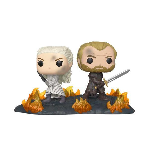 Funko Daenerys & Jorah Juego De Tronos POP! Moment