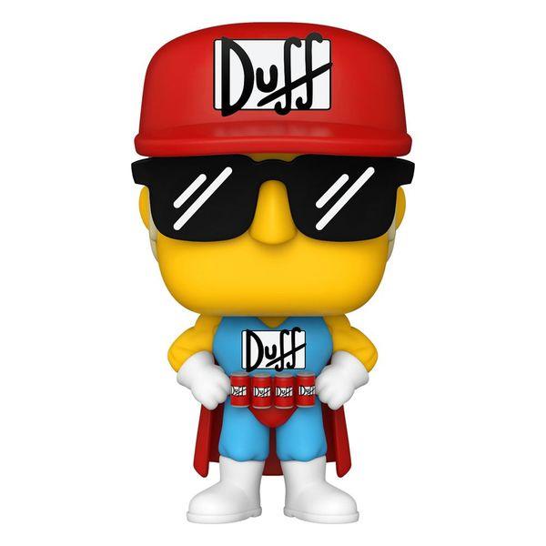 Funko Duffman Los Simpsons POP! Television 902