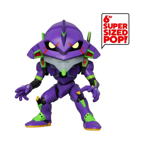Funko Eva Unit 01 Evangelion Super Sized POP