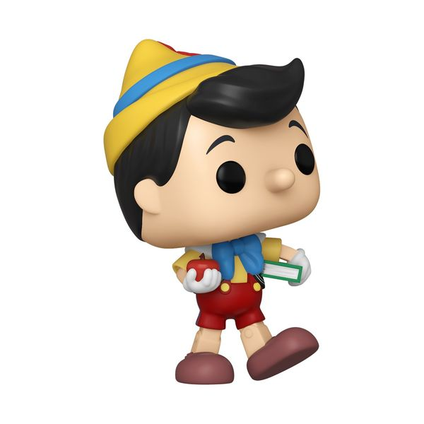 School Bound Pinocchio 80th Anniversary Disney Funko POP 1029