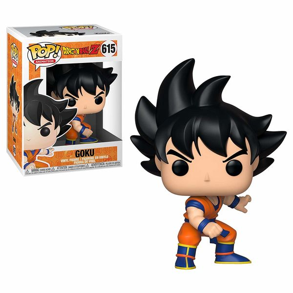 Son Goku Base Funko Dragon Ball Z POP! Animation 615