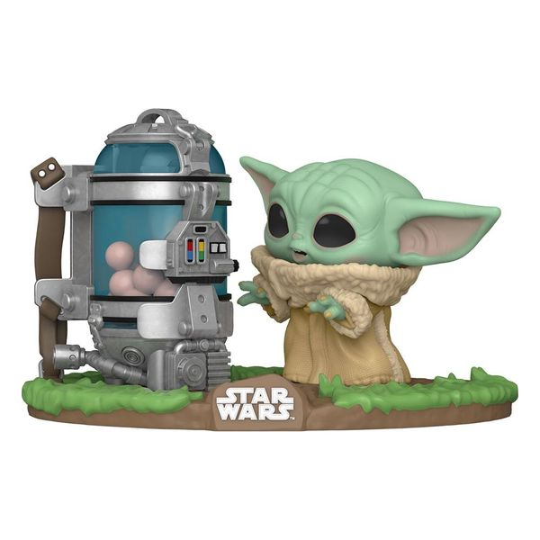 Funko The Child Egg Canister Star Wars The Mandalorian POP! 407