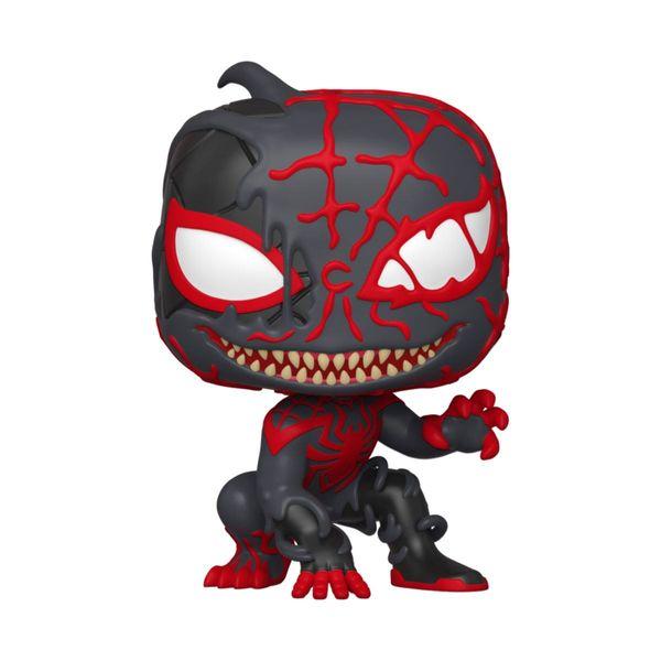 Funko Venomized Miles Morales Maximum Venom Marvel Comics POP!