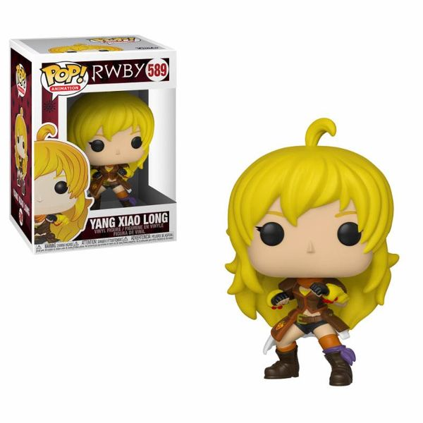 Funko Yang Xiao Long Rwby POP!