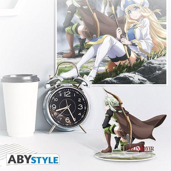 Figura Arquera Elfa Goblin Slayer Acrilica