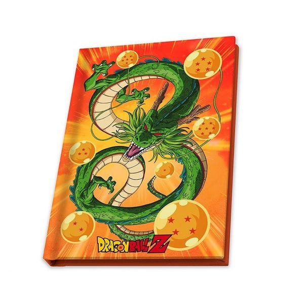 Taza, Libreta y Llavero Dragon Ball Z
