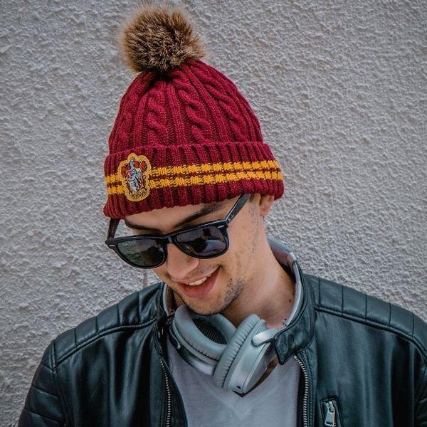 Gorro Beanie Gryffindor Harry Potter
