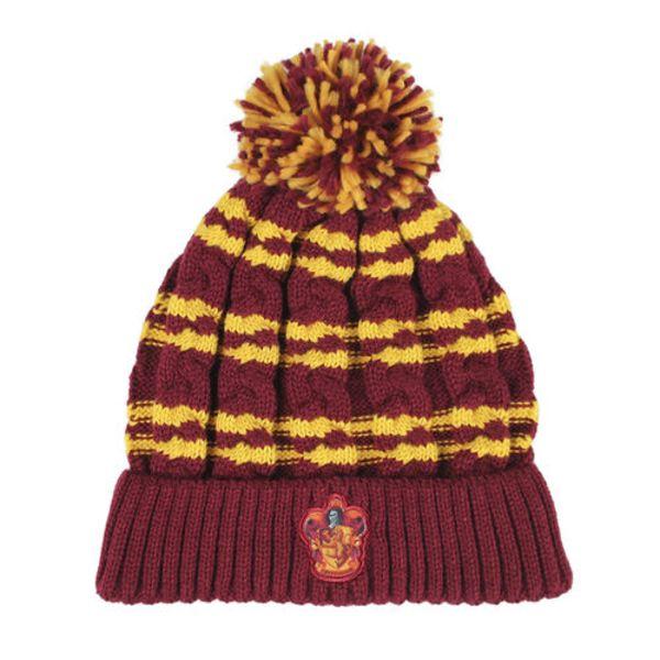 Gorro Beanie Gryffindor Harry Potter Cerdá