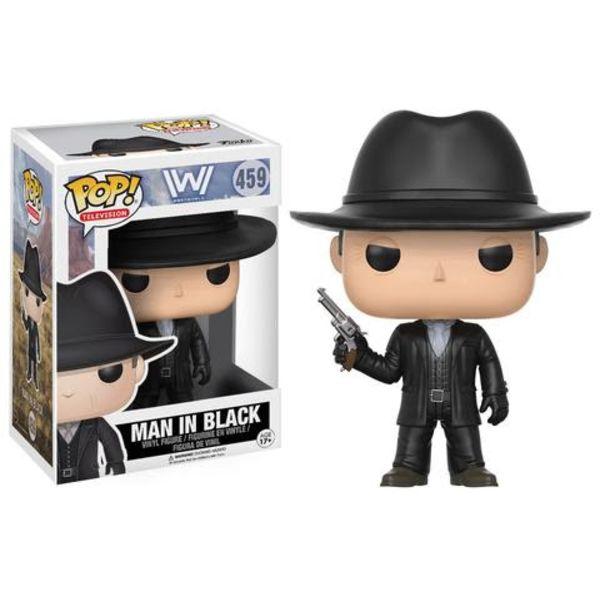 Funko Man in Black Westworld