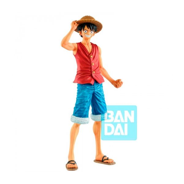 Figura Luffy One Piece 20th History Masterlise