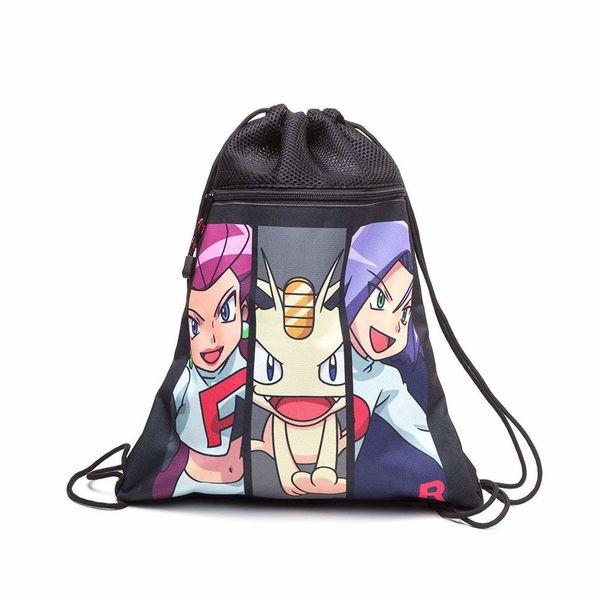 Bolso GYM Team Rocket Pokémon