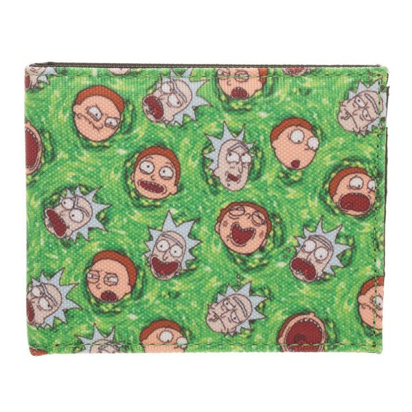 Cartera All Over Print Rick y Morty