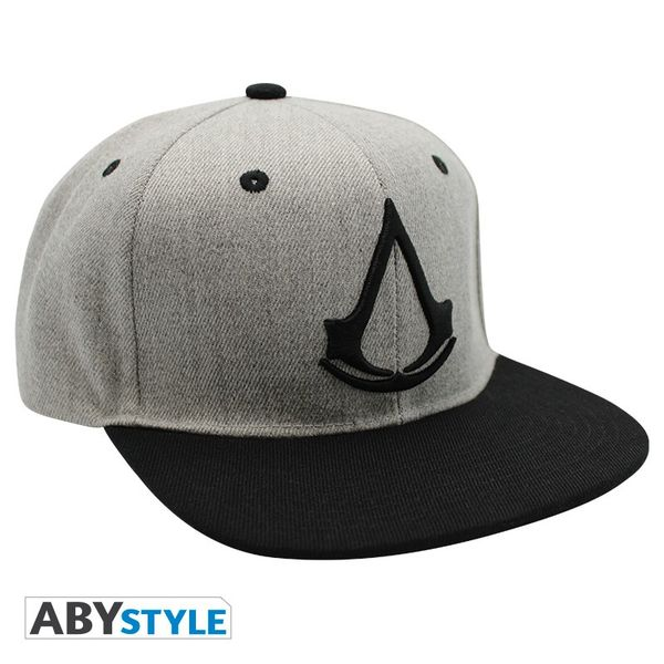 Gorra Grey Crest Assassin's Creed