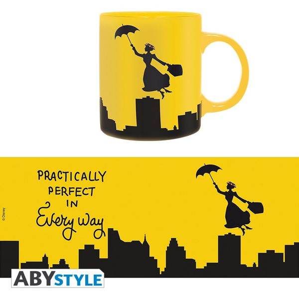 Taza Practically Perfect Mary Poppins Disney