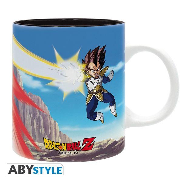 Taza Goku VS Vegeta Dragon Ball Z