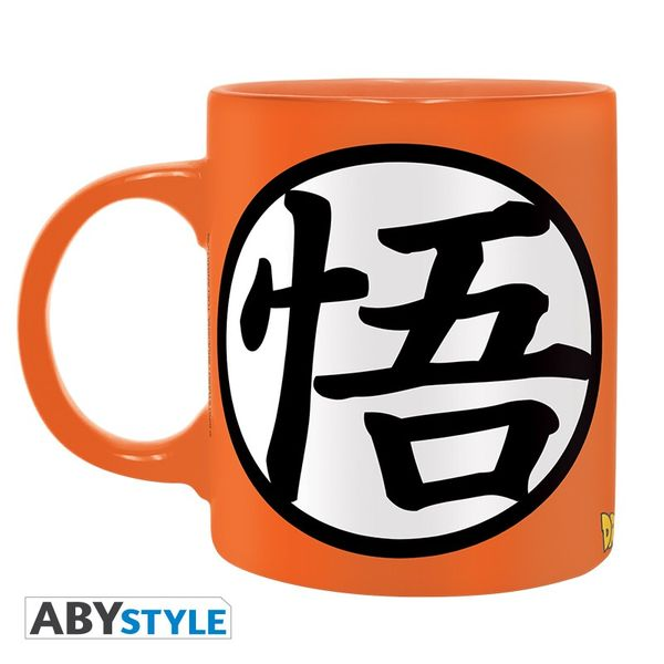 Gift Pack Mug + Keychain + Notebook Kanji Kame Dragon Ball Z