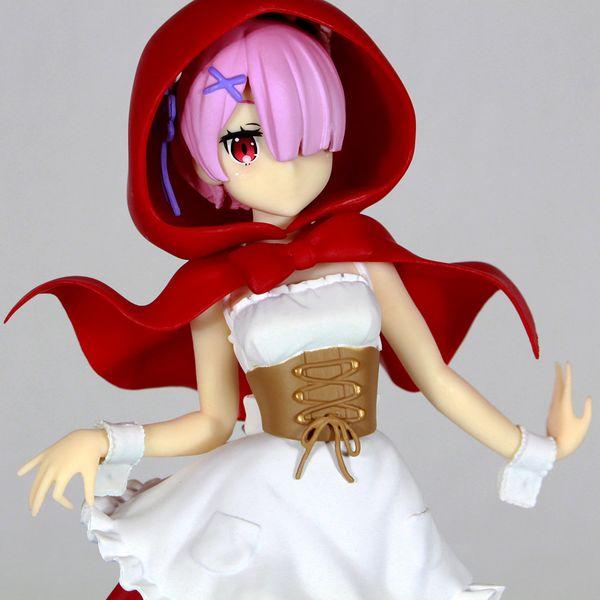 Figura Ram Red Hood Re:Zero