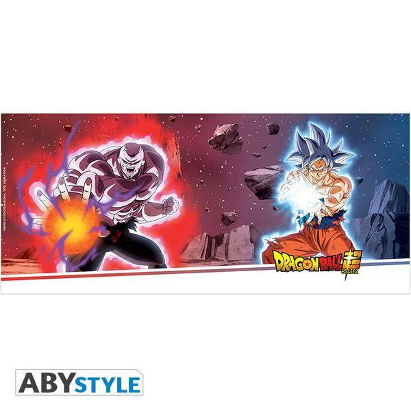 Taza Goku Ultra Instinct vs Jiren Dragon Ball Super