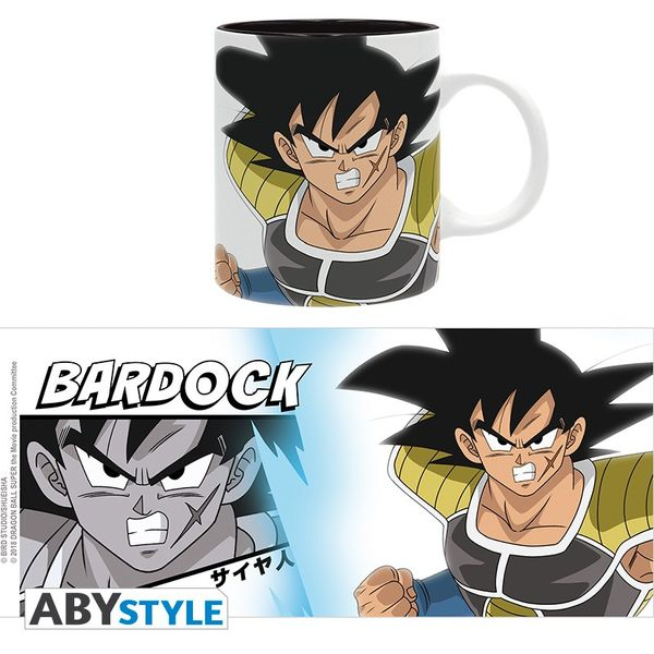 Taza Bardock Dragon Ball Broly