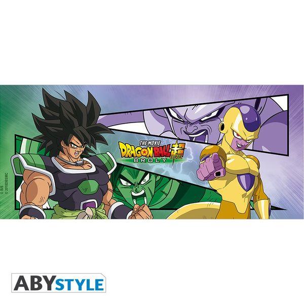 Taza Broly vs Freezer Dragon Ball Broly