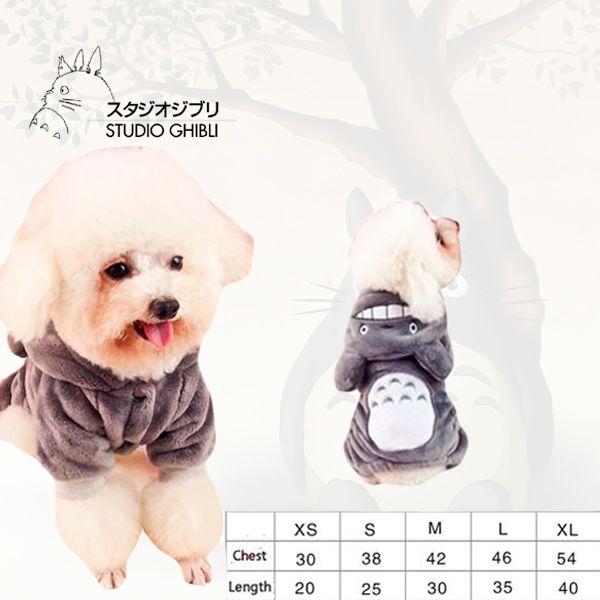 Cosplay para Mascota Totoro