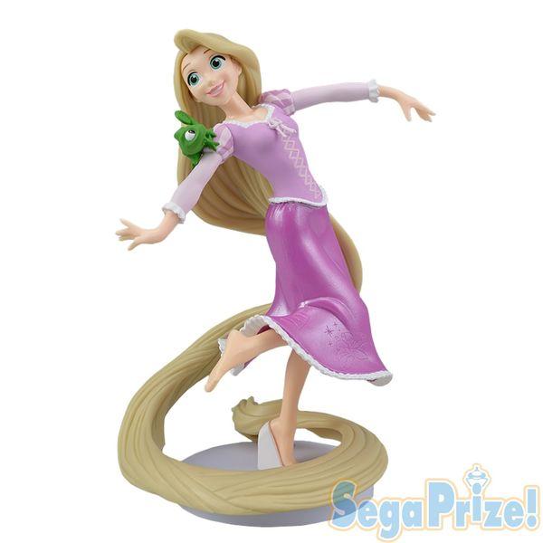 Figura Princesa Rapunzel SPM Flax Color Disney