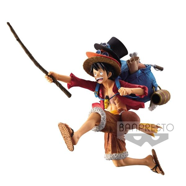 Monkey D. Luffy Figure One Piece Mania