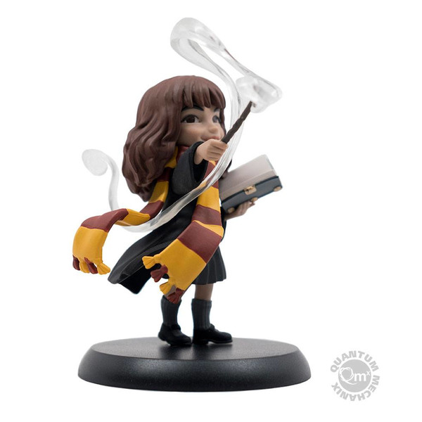 Q-Fig Hermione First Spell Harry Potter