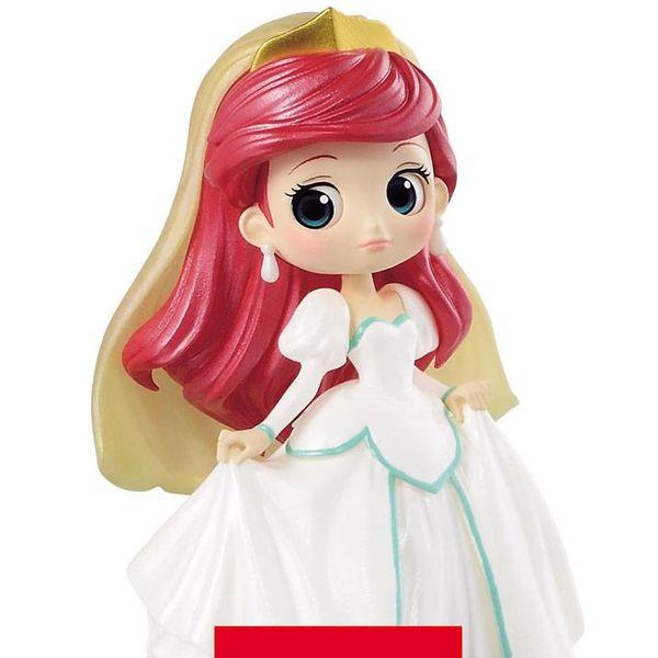 Figura Ariel Story of the Little Mermaid version E La Sirenita Disney Q Posket Petit
