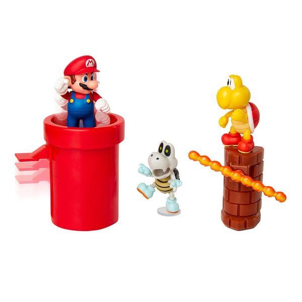 Figura Dungeon World of Nintendo Super Mario