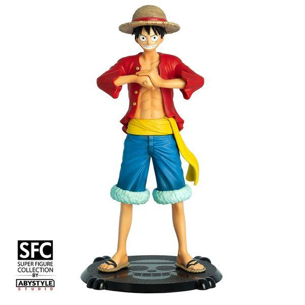 Figura Luffy One Piece Abystyle 17cm