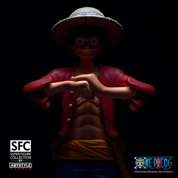 Luffy One Piece Abystyle Figure 17cm