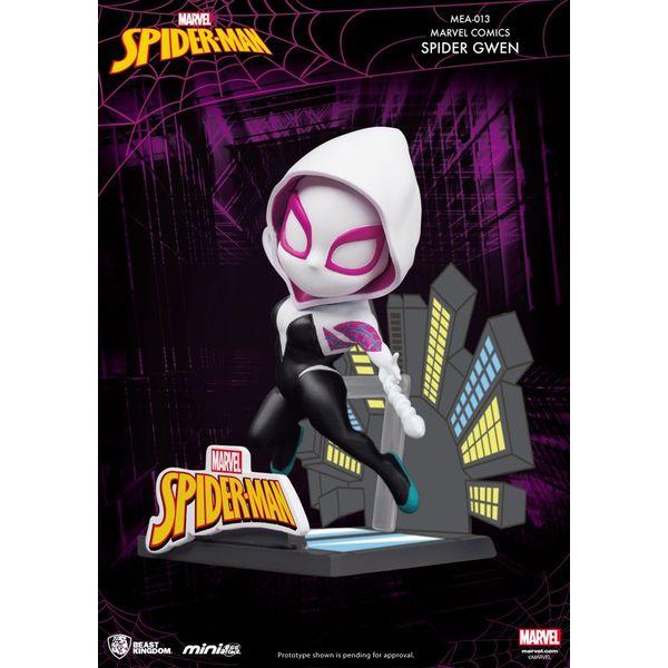 Figura Spider Gwen Marvel Comics Mini Egg Attack