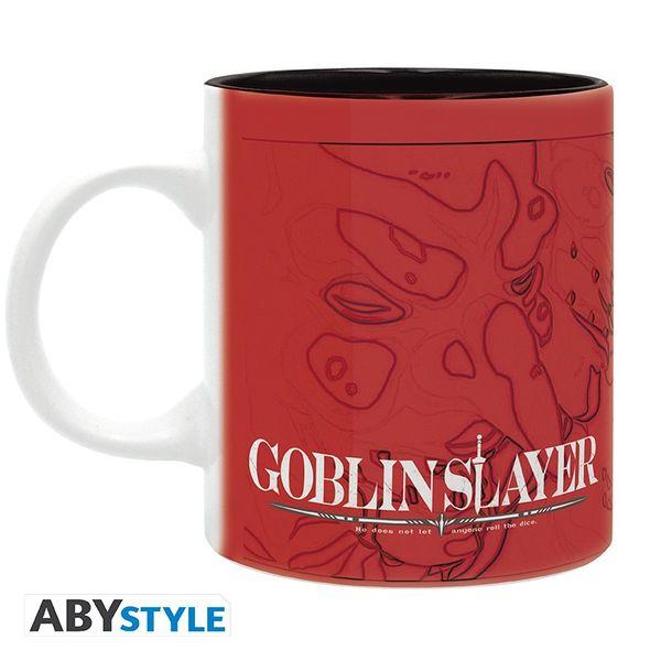 Taza Goblin Slayer Roja 320 ml