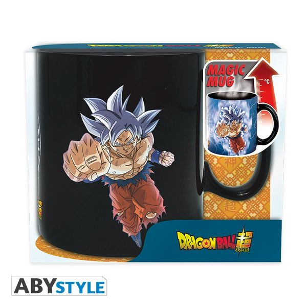 Taza Térmica Goku VS Jiren Dragon Ball Super 460 ml