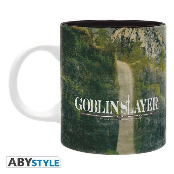 Taza Goblin Slayer Grupo 320 ml